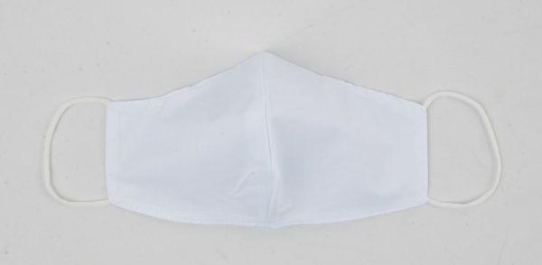 95-103-1001-Trendy mondkapje van katoen -uni offwhite print - 3D - waterafstotend, wasbaar en herbruikbaar (1)